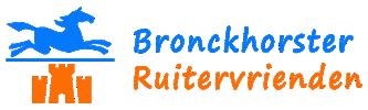 Bronckhorster Ruitervrienden Logo